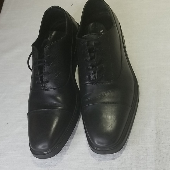 Tiger of Sweden Genuine Leather Shoes Size 42